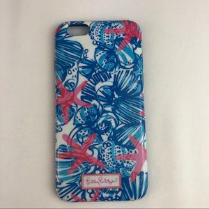 Lilly Pulitzer iPhone 6 case She She Shells
